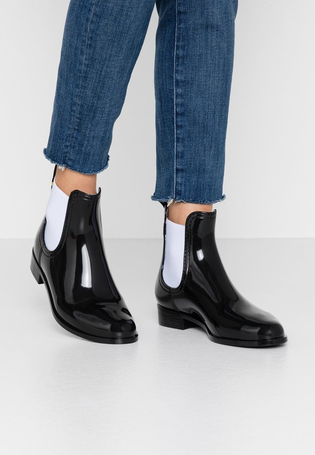 BRISA - Gummistøvler - black