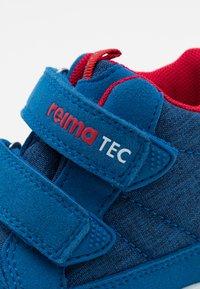 Reima - REIMATEC SHOES PASSO UNISEX - Hiking shoes - marine blue - 5