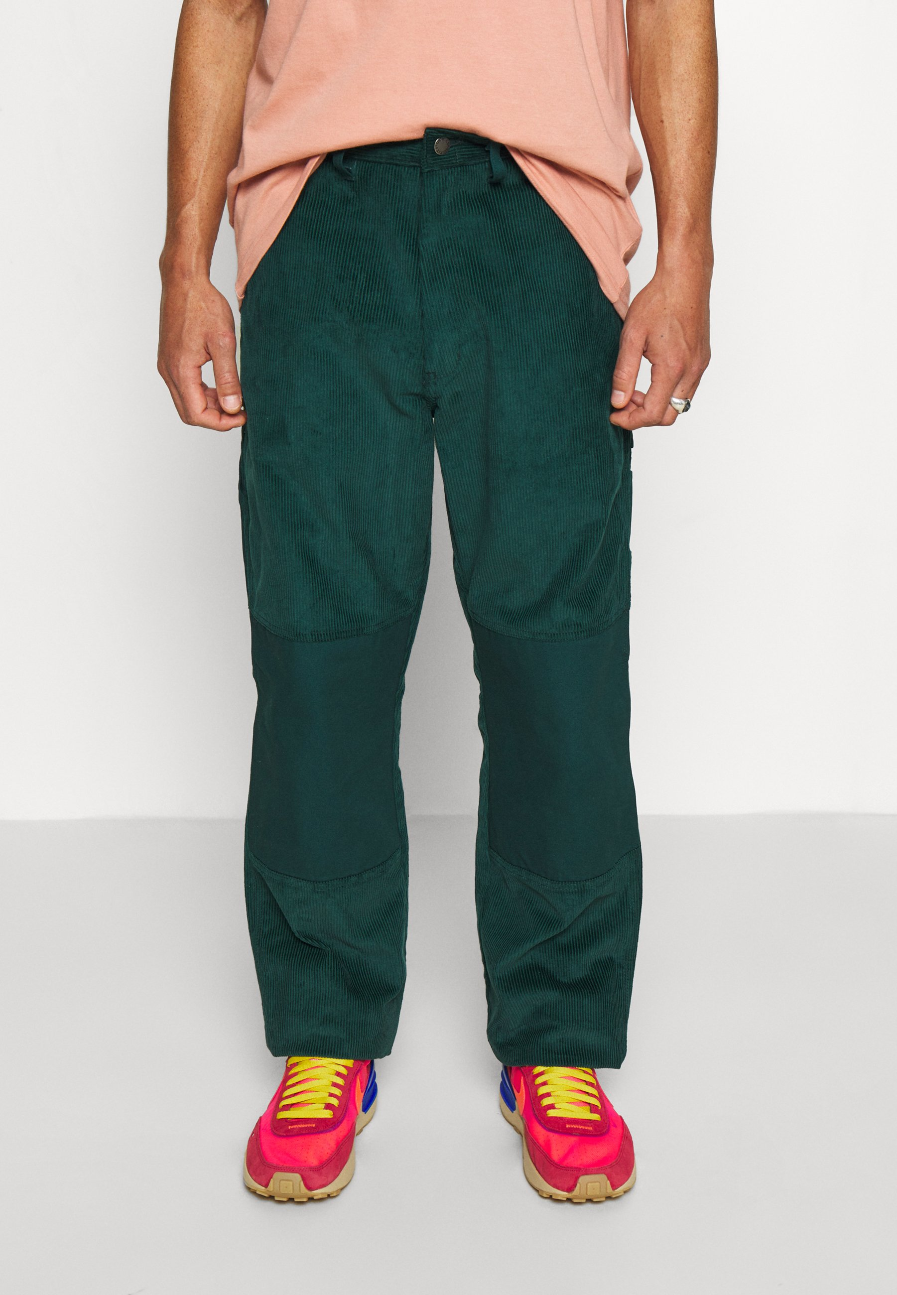 Men REWORKED UTILITY PANT - Cargo trousers