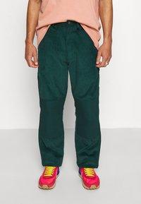 Dickies - REWORKED UTILITY PANT - Cargo trousers - ponderosa pine - 0