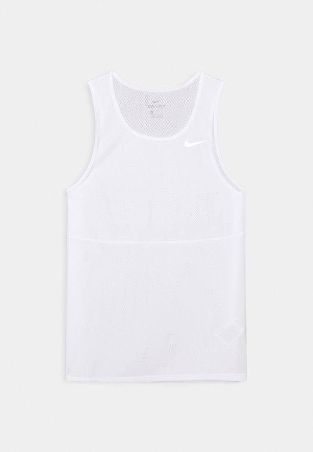 RUN TANK - Top - white