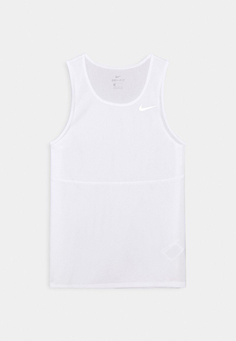 Nike Performance - RUN TANK - Top - white