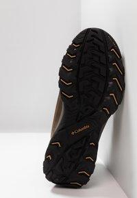 Columbia - TERREBONNE II MID OUTDRY - Trekking boots/ Trekking støvler - mud/curry - 4