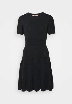 Jumper dress - nero