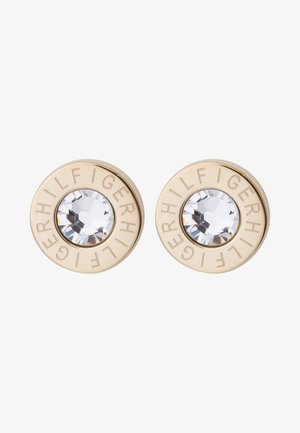 CLASSIC SIGNATURE - Earrings - gold-coloured