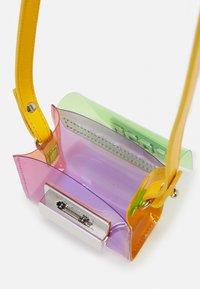GCDS - CUBE BAG - Across body bag - mix - 3