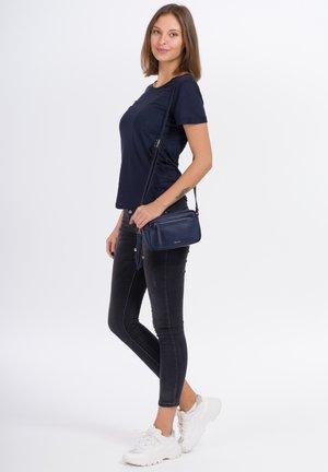 ADELE - Across body bag - blue