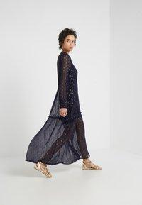 CECILIE copenhagen - SUZIE DRESS - Maxi dress - night - 1