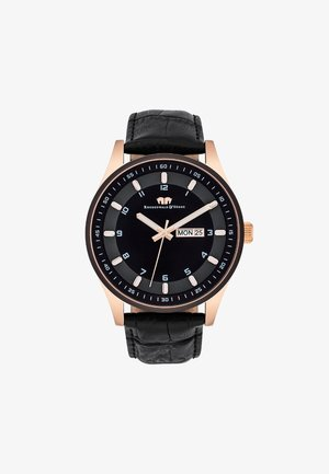 COURAGIAN - Horloge - black