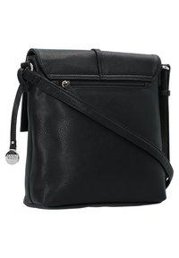 L. CREDI - BELANA - Across body bag - black - 2