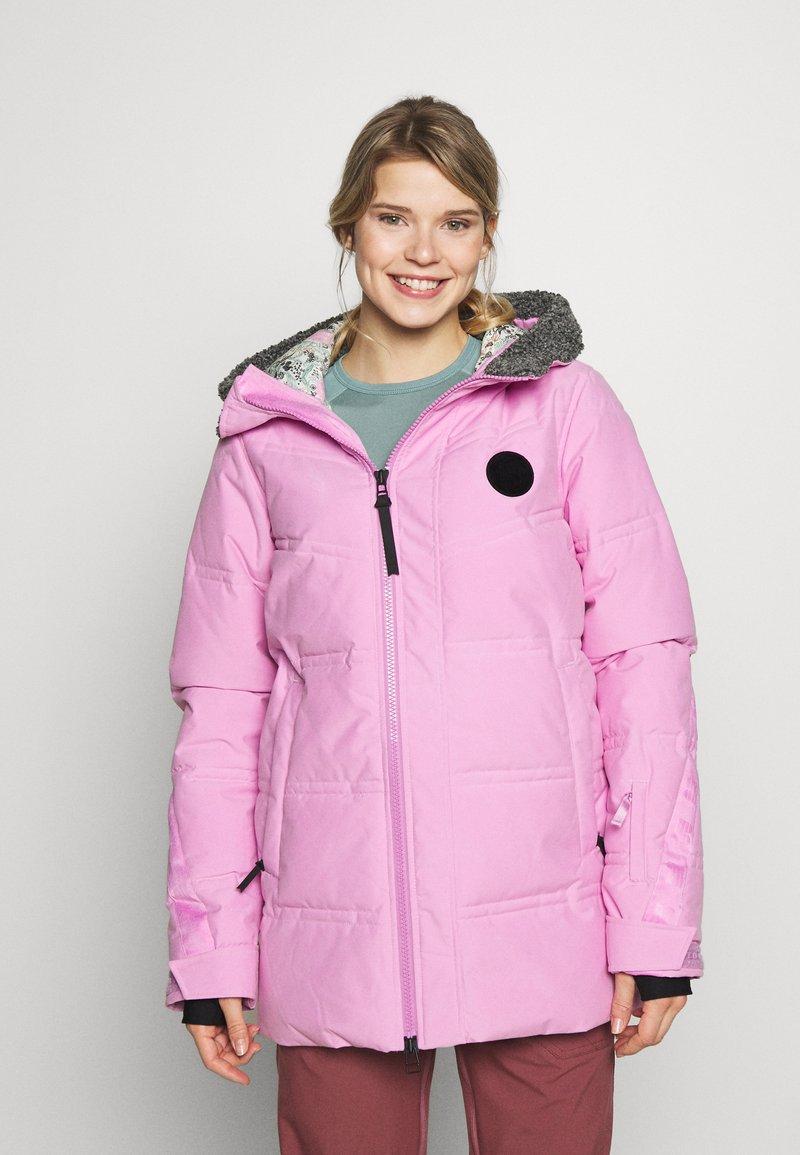 Burton - LAROSA PUFFY  - Snowboard jacket - orchid