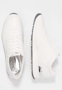 MICHAEL Michael Kors - ALLIE - Baskets basses - optic white - 3