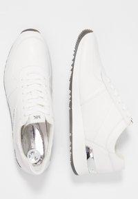 MICHAEL Michael Kors - ALLIE - Zapatillas - optic white - 3