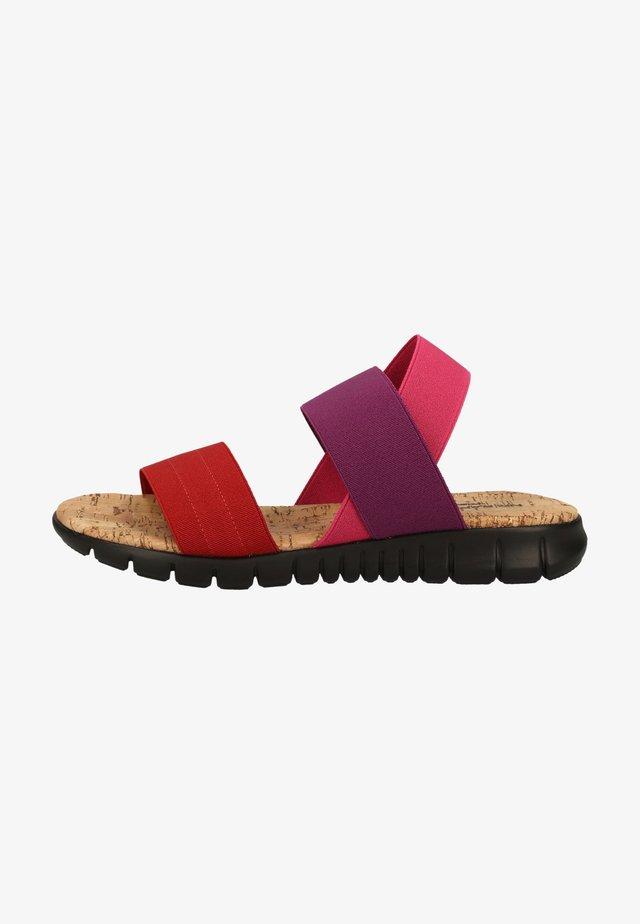 Sandales - multi vino s008