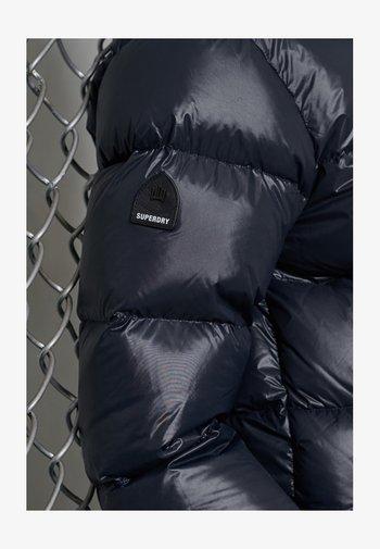 LUXE ALPINE - Down jacket - eclipse navy