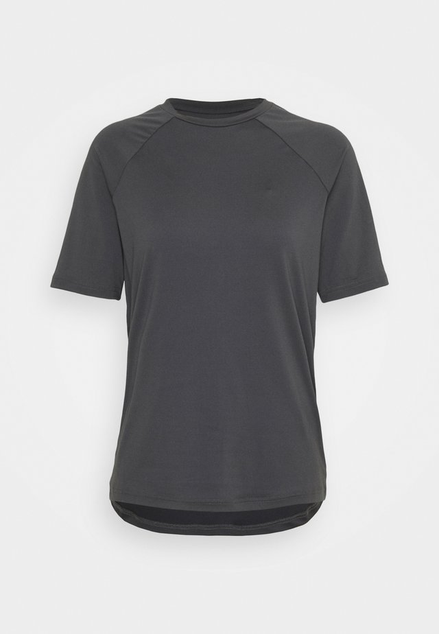 REFORM ENDURO LIGHT TEE - T-shirts med print - sylvanite grey