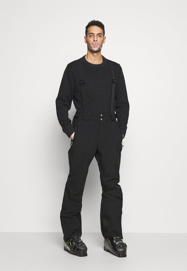 ACHIEVE - Snow pants - black
