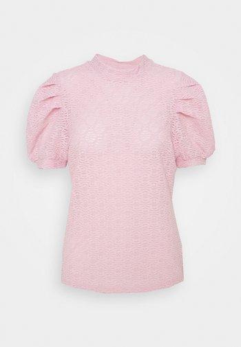 PCGLORIA - Print T-shirt - winsome orchid