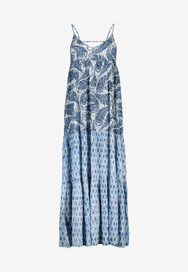 STRAPPY - Vestido largo - blue