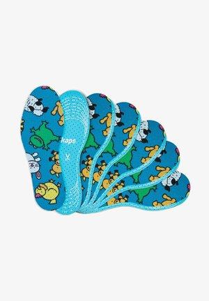 6 PAAR GERUCHSHEMMENDE KINDER EINLEGESOHLEN CUT TO SIZE - Other accessories - blue