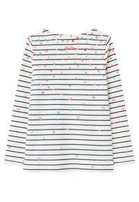 Tom Joule - HARBOUR - Long sleeved top - weiß konfetti - 1