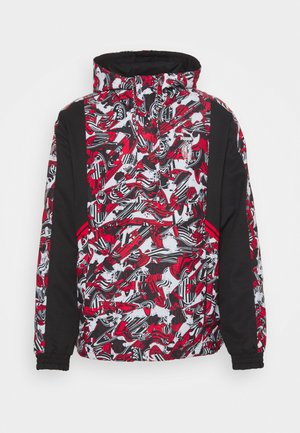 AC MAILAND HALF ZIP - Training jacket - tango red/puma black