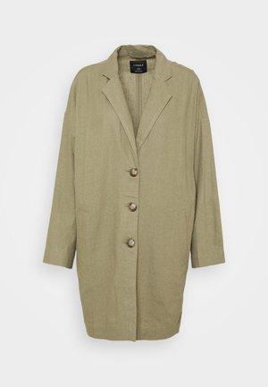 COAT LINN - Short coat - khaki