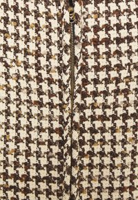 sandro - Mini skirt - marron beige - 5