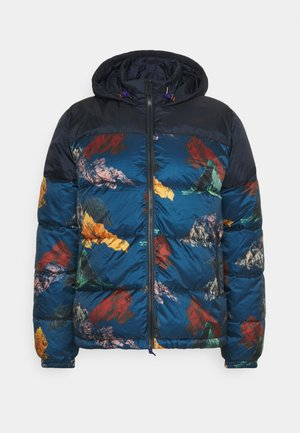 HOODED JACKET - Light jacket - multi-coloured