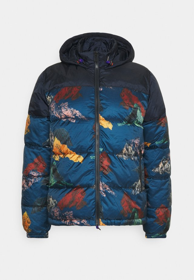 HOODED JACKET - Lehká bunda - multi-coloured
