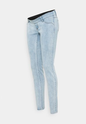 MLOMAHAELASTICS  - Slim fit jeans - light blue denim