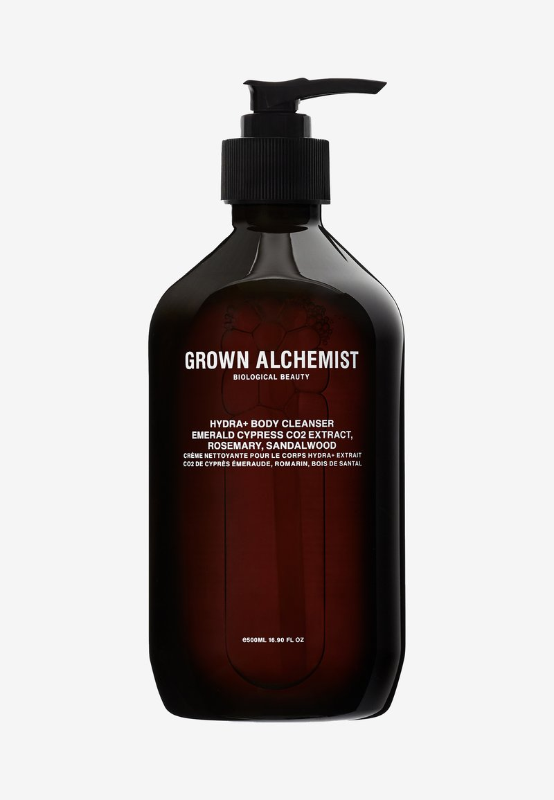 Grown Alchemist - HYDRA+ BODY CLEANSER EMERALD CYPRESS CO2 EXTRACT, ROSEMARY, SANDALWOOD - Shower gel - -