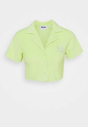 BLOUSE EDIE - Camiseta estampada - lime