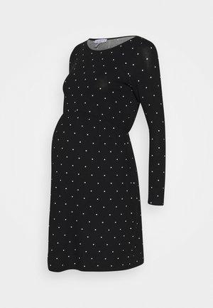 LOLITA - Jersey dress - black
