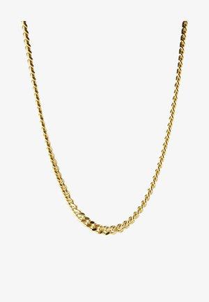 Naszyjnik - gold colour
