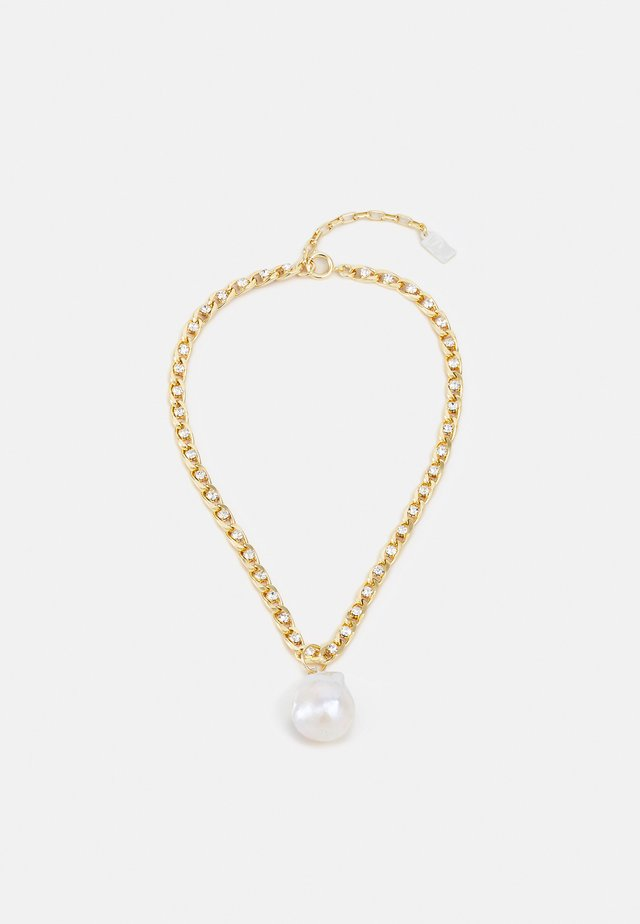 LE CHIC NECKLACE - Ketting - gold-coloured