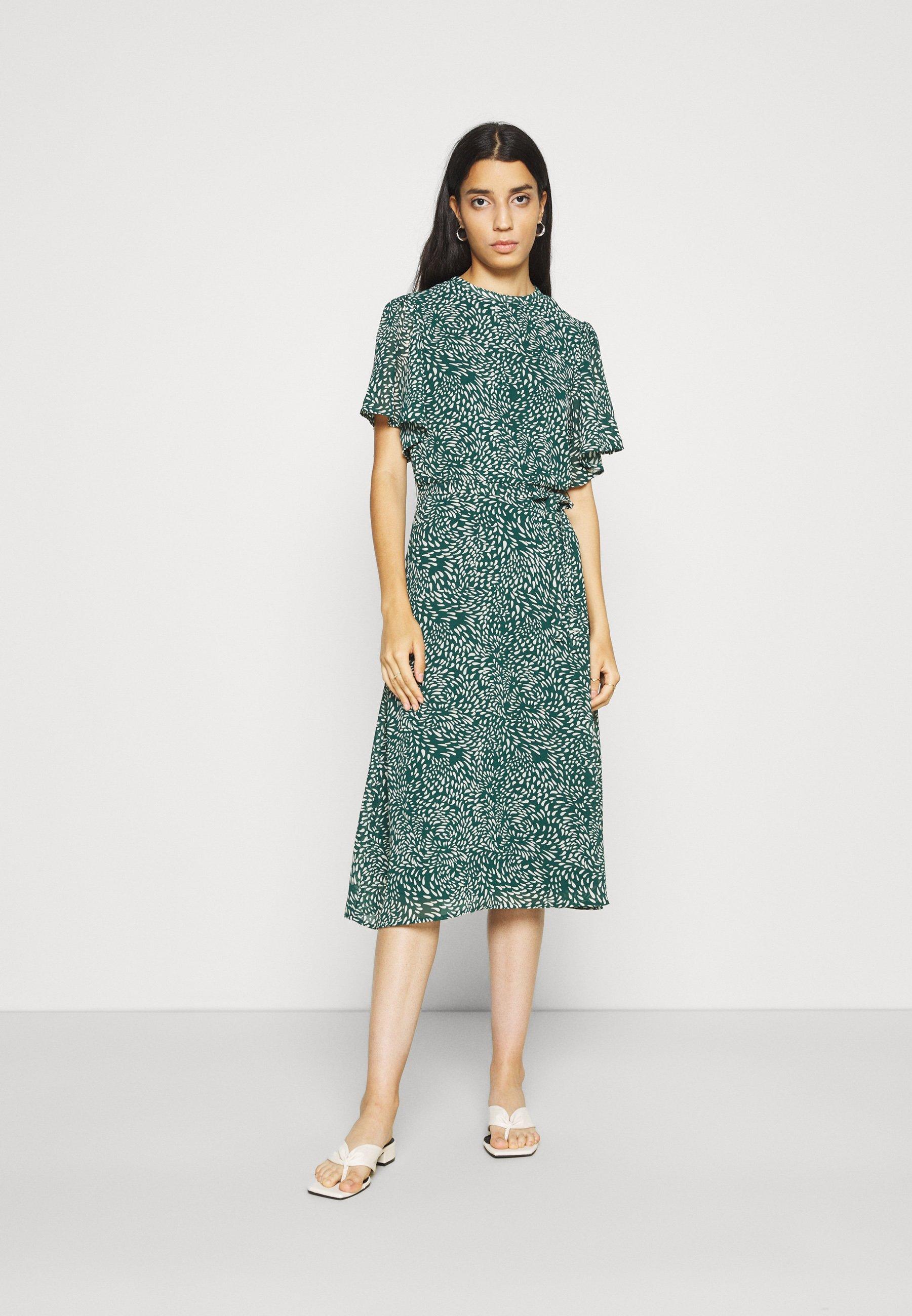 Women VICANDYTUFT MIDI DRESS - Day dress