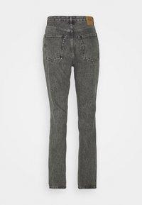 American Vintage - TIZANIE - Jeans a sigaretta - gris poivre et sel - 1