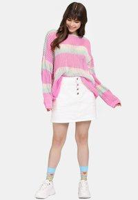 myMo - Jumper - light pink - 1