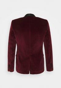 Twisted Tailor - CALCOTT - Giacca elegante - burgundy - 1