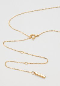 PDPAOLA - LETTER NECKLACE - Kaulakoru - gold-coloured - 2
