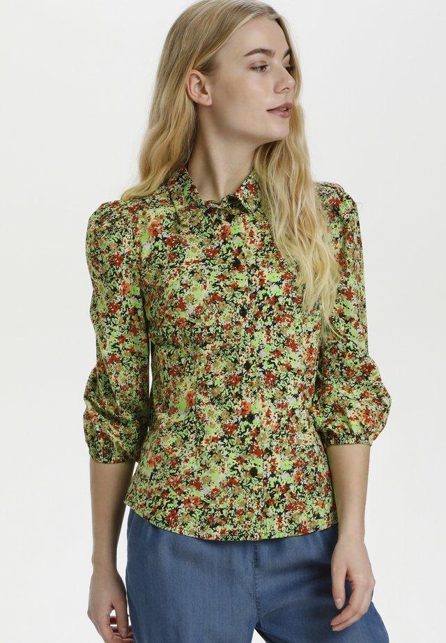 Skjorta - jasmine green