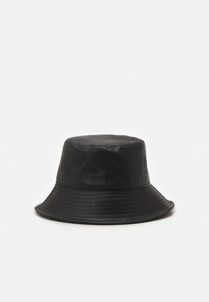 BUCKET HAT - Hoed - black