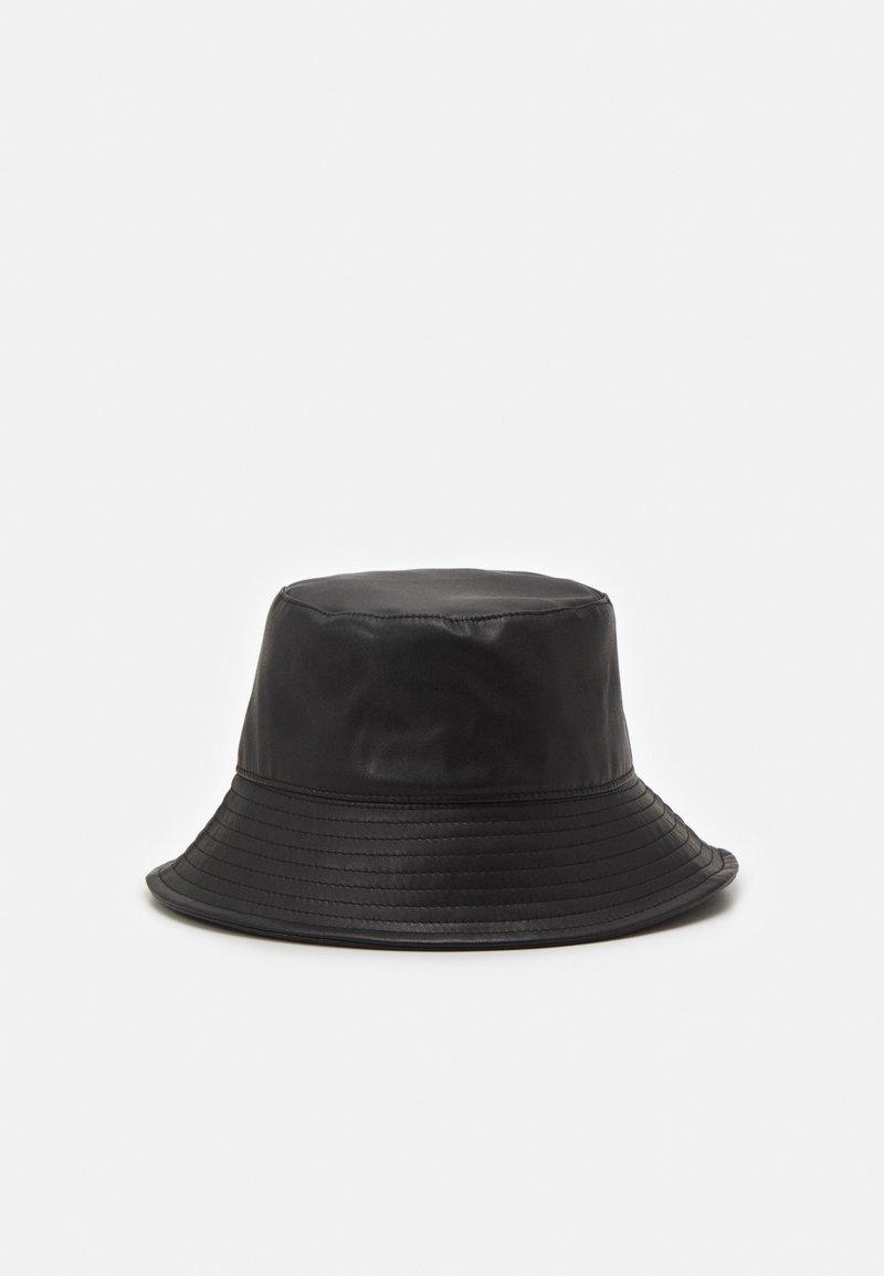 Lindex - BUCKET HAT - Hatt - black