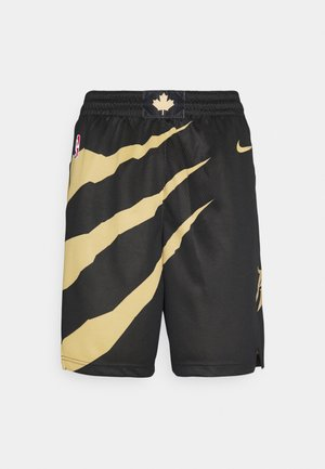 NBA TORONTO RAPTORS CITY EDITION SWINGMAN SHORT - Article de supporter - black