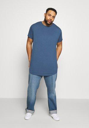 SCOTTY 3PACK - T-shirt basique - white/black/blue