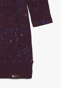 Walkiddy - Jersey dress - bordeaux - 2
