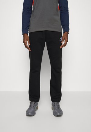 PANTS CORE - Verryttelyhousut - black