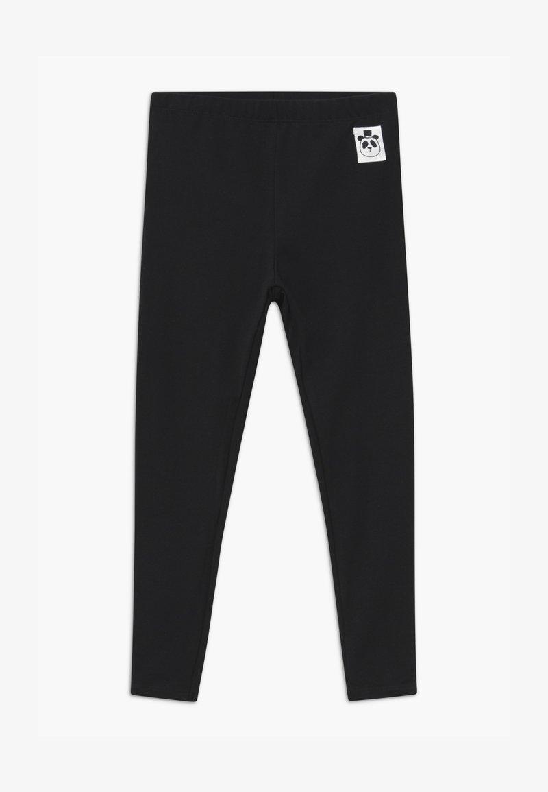Mini Rodini - BASIC UNISEX - Leggings - Trousers - black