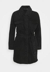 Mossman - THE SOLITARY DRESS - Denim dress - denim - 0